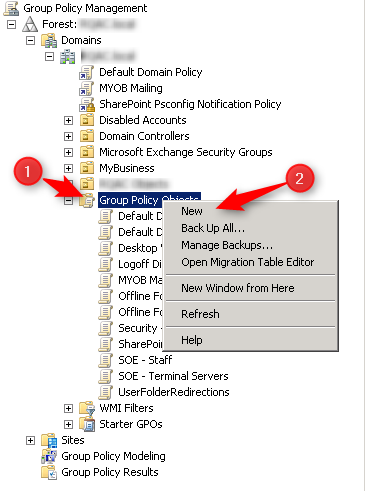Disable Outlook Programmatic Access Via Group Policy